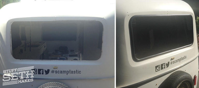 scamp-travel-trailer-tinted-plexiglass-installation