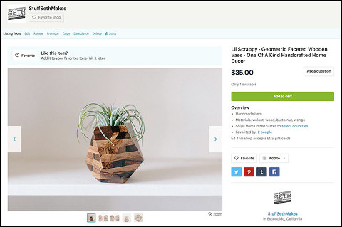 etsy-seller-stuffsethmakes-stuff-seth-makes-for-sale-wooden-vase