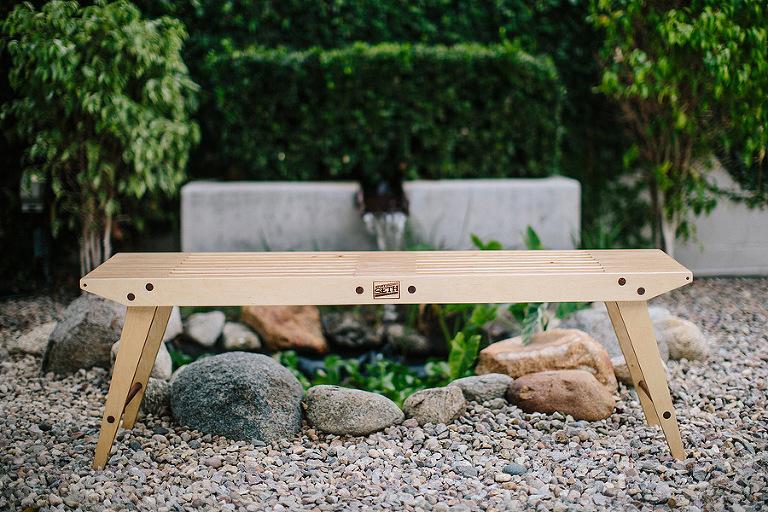 Modern Furniture Build Slatted Bench Rockler Plywood Challenge Stuff Seth Makes